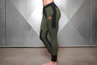 GAIA JOGGER 2.0 - ARMY GREEN