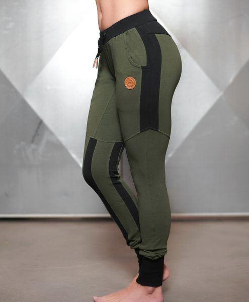 GAIA JOGGER 2.0 - ARMY GREEN