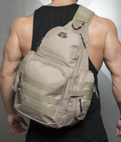 BE Tactical Sling Bag - ARMY Green