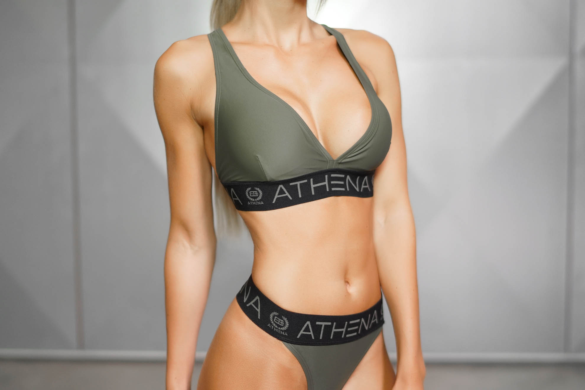 HEKA BRA - Army Green