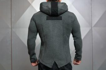 IGNIS Jacket - Dark Grey Melange