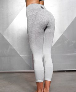 Valkyrie Seamless Legging High Waist 7/8 - Light Grey