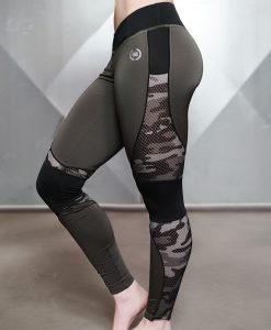 ARES Camo Legging - Army Green