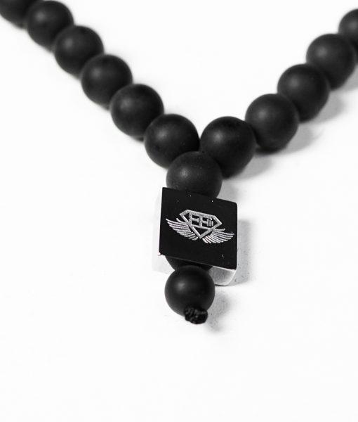 BE Gemstone Necklace - Black Onyx