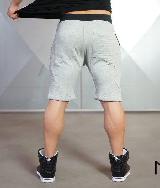 NEO - shorts STORM GREY