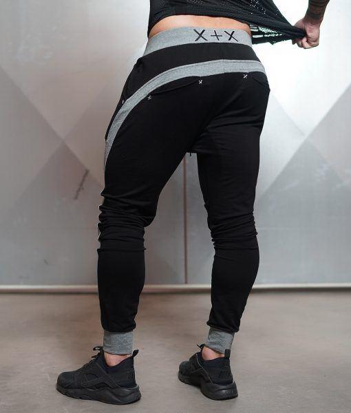 NERI Joggers - BLACK