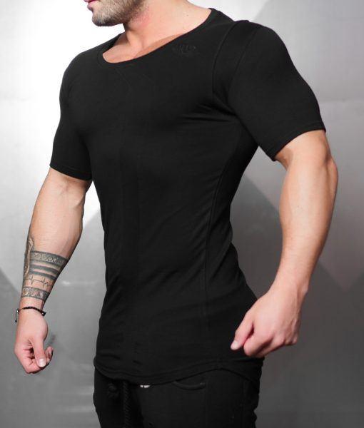 Neri Prometheus Shirt - Black on Black