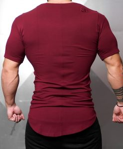 Neri Prometheus Shirt - Bordeaux Red