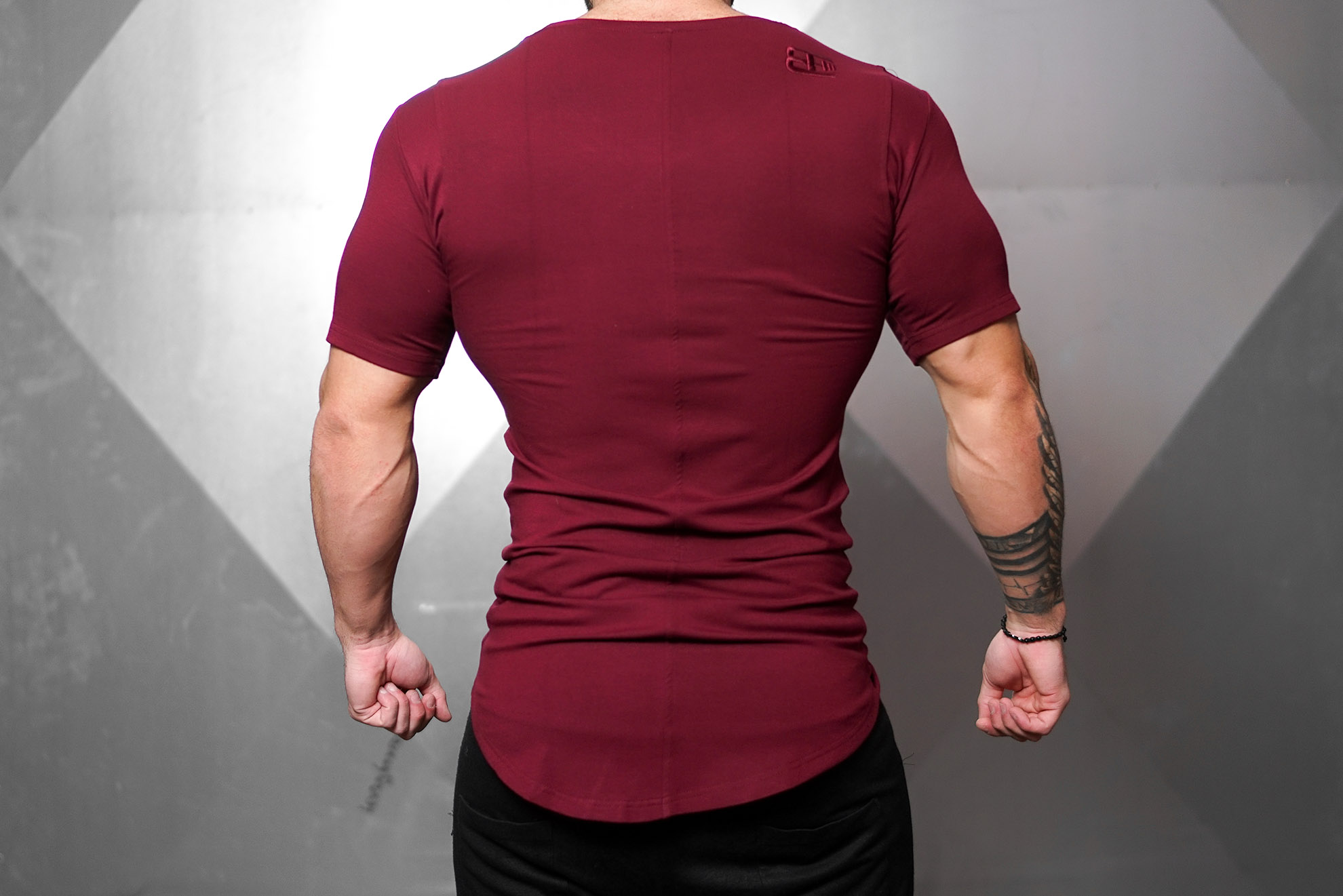 Neri Prometheus Shirt - Bordeaux Red