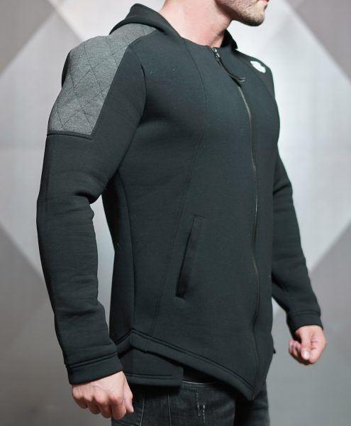 IGNIS Jacket - Black