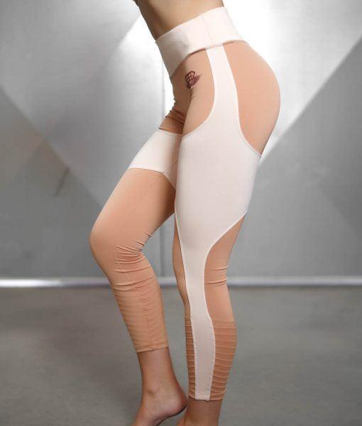 SELENE 7/8 Legging - Nude