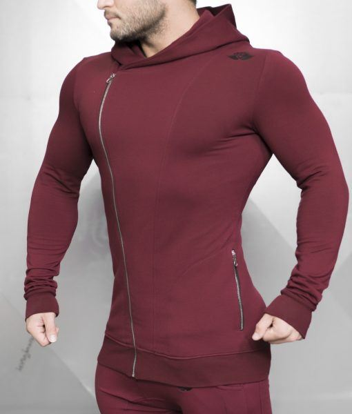 XA1 Prometheus Vest - BORDEAUX RED