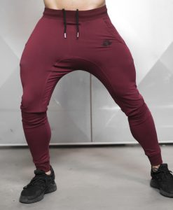 XA1 Prometheus Jogger - BORDEAUX RED