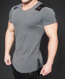 Gun Metal Shirt - ANTHRACITE