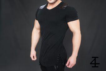 Gun Metal Shirt - BLACKOUT