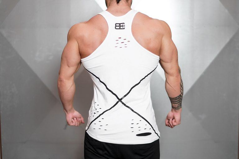 SVGE Prometheus stringer 2.0 - White Out