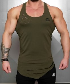 SVGE Leviathan stringer - Army Green