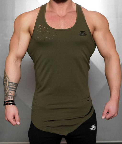 SVGE Leviathan stringer - Army Green