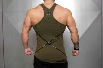 SVGE Prometheus stringer 2.0 - Army Green