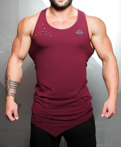 SVGE Prometheus stringer 2.0 - Bordeaux Red