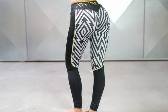 LOTUS Tesla legging - Black/Grey