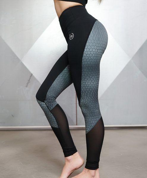 ATHENA Venom Legging - Black