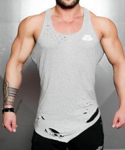 SVGE Leviathan stringer - Grey