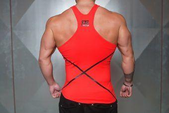 XA1 stringer - Red