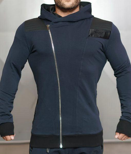 YUREI vest - NAVY BLUE