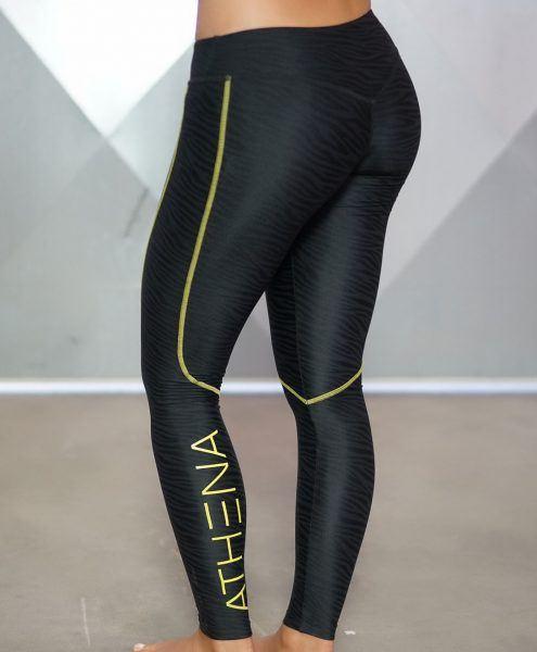 ZEBRA X Legging - Black