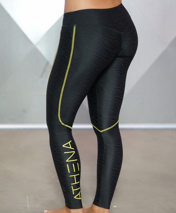ZEBRA X Legging - Black